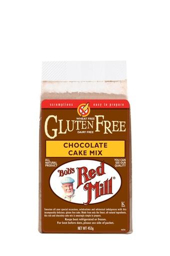 Gf chocolate cake mix - australia - front