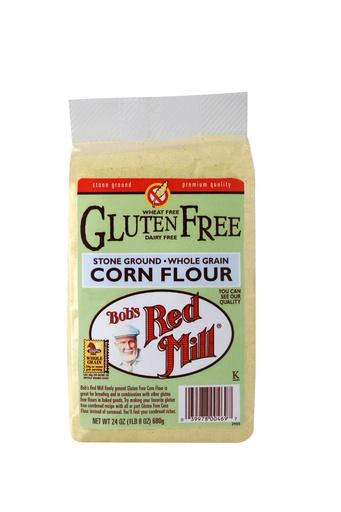 Corn flour gluten free - front