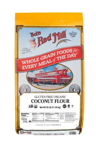 Coconut Flour Organic 25 lb.