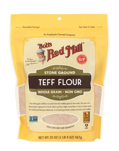 Teff Flour - front