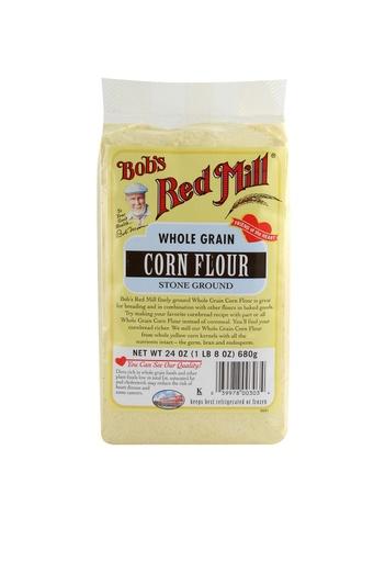 Corn flour - front