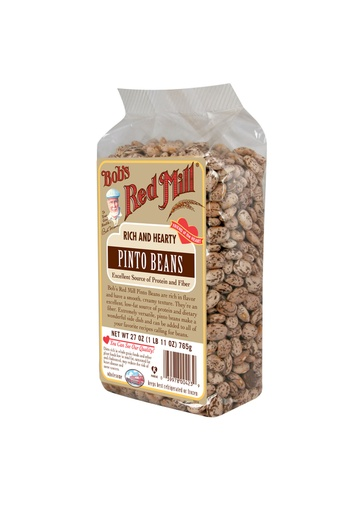 Beans pinto - side