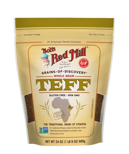 Teff- front