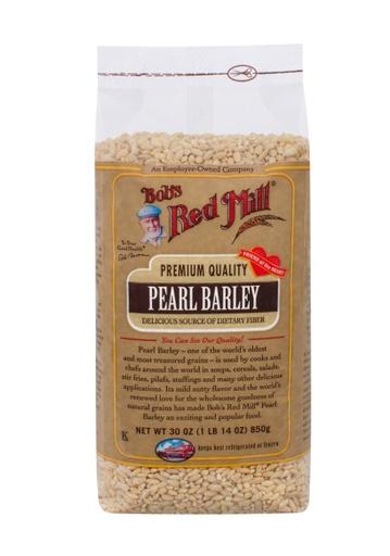 Barley pearl - front