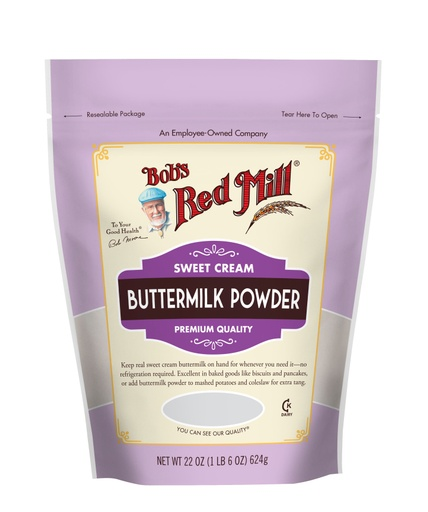 Buttermilk Powder- front