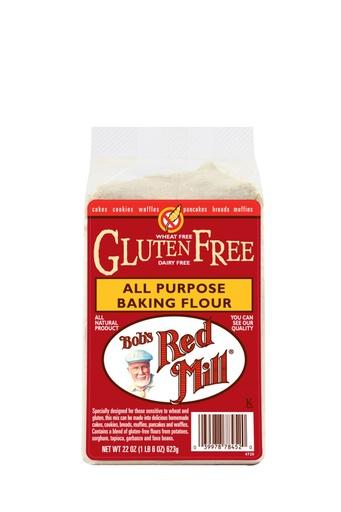 Gf all purpose baking flour - hong kong - front