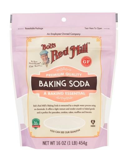 Baking Soda- front