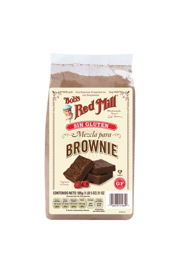 GF Brownie Mix- MX 595g- front
