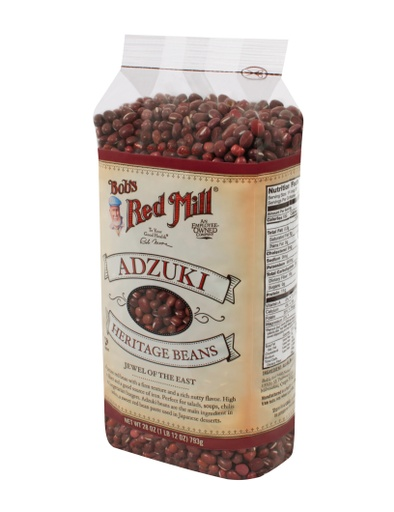 Beans adzuki - side