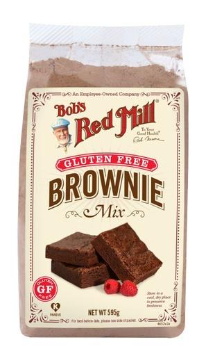 Gf brownie mix - australia - front