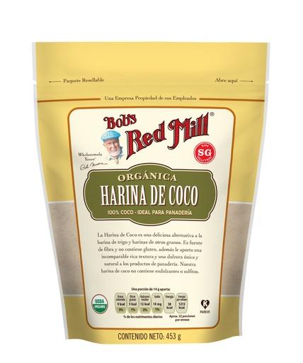 Coconut flour - 453g - MX - front