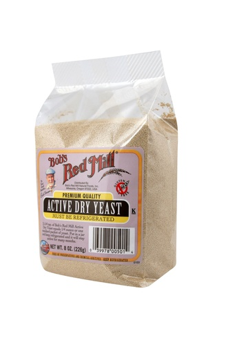 Yeast active dry - side
