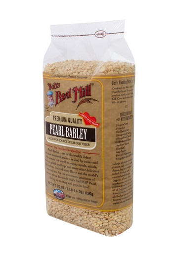 Barley pearl - side